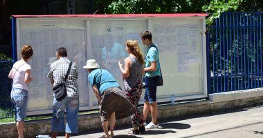 Luptă la sutime pentru un loc în liceele din Constanța