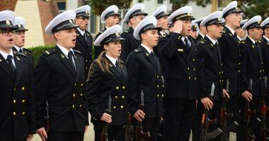 La Academie sau Universitate! Carieră militară pentru elevii constănţeni