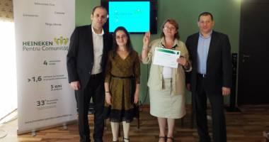 Centras şi cercetaşii constănţeni, marii câştigători ai premiului Heineken pentru comunităţi