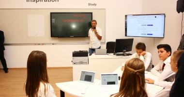 Centre de excelenţă pentru elevii capabili de performanţe înalte, la Constanţa