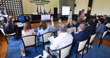 Unde au primit terenuri gratuite 12 cetăţeni de onoare ai Constanţei