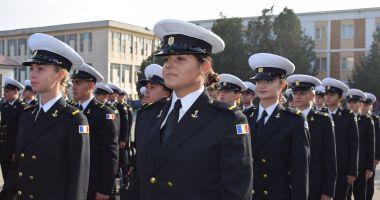 Vise împlinite! Legământ sacru pentru tinerii marinari militari