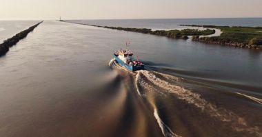 Planuri pentru plajele românești. Nordul litoralului, stabilizat prin metode moderne de înnisipare