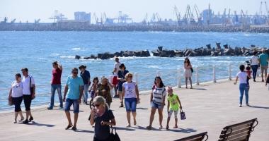Ce planuri are Primăria Constanţa. Parc costier, promenade pe malul mării şi parcuri în Portul Constanţa