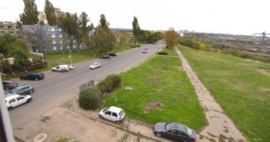 Foto : Un nou cartier de lux �n Constan�a? Turnuri de zece etaje chiar pe malul portului
