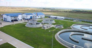 Investiţii de sute de milioane de euro în sistemele de apă şi canalizare din judeţul Constanţa