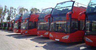 Portul, Constanţa şi Mamaia, văzute  din autobuzele etajate. CiTy Tour la doar trei lei