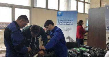 """Sărbătoare la Liceul Tehnologic """"Dimitrie Leonida"""". Instituţia constănţeană împlineşte 40 de ani"""