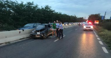 Şoferi inconştienţi, aglomeraţie şi multe accidente pe şosele, în minivacanţa de Rusalii