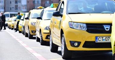 Taximetriştii constănţeni, război