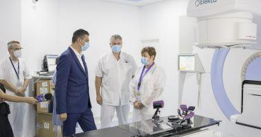 O şansă în plus pentru pacienţii cu cancer, din Constanţa. Radioterapia, din nou funcţională