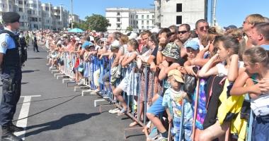 Ziua Marinei Române la Constanţa. Traficul va fi restricţionat în Peninsulă