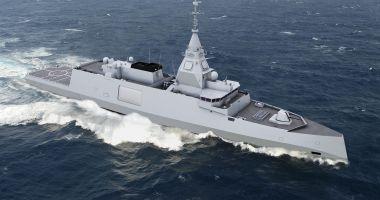 """Francezii de la Naval Group și Șantierul Naval Constanța au câștigat contractul """"Corveta multifuncțională"""""""