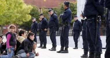 Poliţia franceză a desfiinţat o nouă tabără de romi