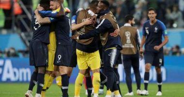 CM 2018. Selecţionata Franţei s-a calificat în finala Cupei Mondiale de fotbal din Rusia, după ce a învins reprezentativa Belgiei