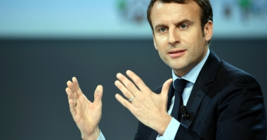 Franţa: Popularitatea preşedintelui Emmanuel Macron, în creştere