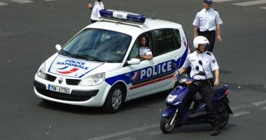 Franţa: Poliţiştii au dejucat planul ce viza atacuri împotriva unor politicieni