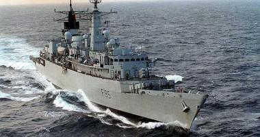 Exerciţiu al Forţelor Navale Române cu peste 600 de militari între Sf. Gheorghe şi Tuzla