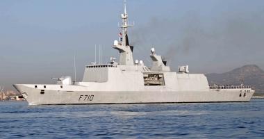 Fregata franceză La Fayette, escală în Portul Constanţa