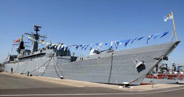 Bun cart înainte echipajelor fregatelor