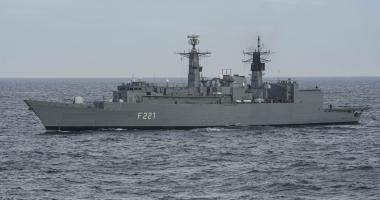 Fregata Regele Ferdinand se întoarce în Marea Neagră