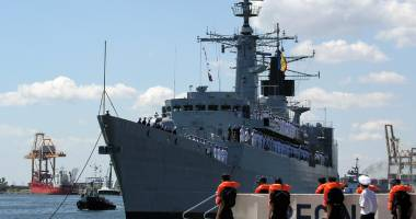 Fregatele Regele Ferdinand şi Regina Maria vor fi modernizate
