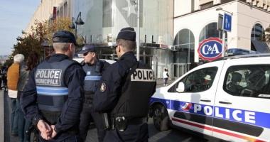 FRANCEZ SUSPECTAT DE TERORISM, ARESTAT