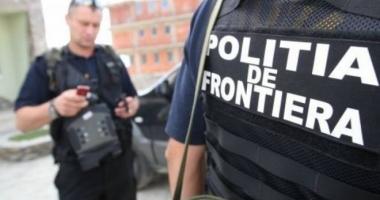 160 de kilograme de marijuana, confiscate de politiştii de frontieră
