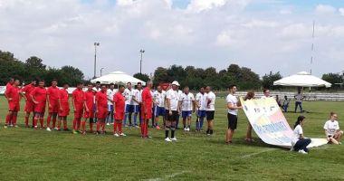 Frontiera Tomis a cucerit Cupa României la oină