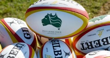 Rugby, FRR / Leii Britanici în fața primei partide test contra Wallabies