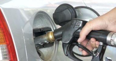 Individ reținut după ce a furat combustibil, de trei ori, de la aceeași benzinărie