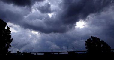 COD PORTOCALIU DE ploi abundente, la Constanţa! O nouă avertizare de vreme severă imediată