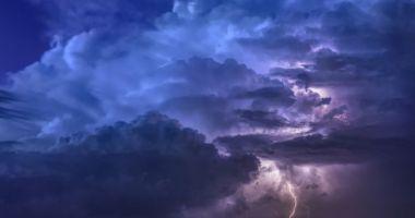 COD PORTOCALIU de furtună și grindină în mai multe județe