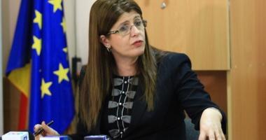 Foto : GABRIELA BUCOVALĂ, REVOCATĂ DIN FUNCŢIA DE INSPECTOR ŞEF AL ISJ CONSTANŢA