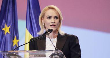 Gabriela Firea: Am luat în calcul  că aș putea fi dată afară din partid