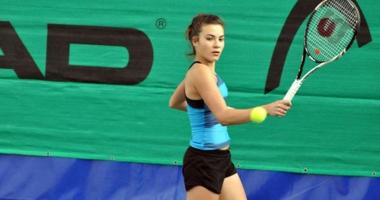 Tenis / Gabriela Ruse, învinsă în optimile turneului ITF de la Nantes