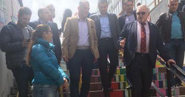 """Gabriel Daraban: """"Am ales să-i arătăm ministrului Energiei o galerie unică  în România"""""""