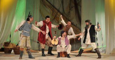 """""""Gâlcevile din Chioggia""""  revin la Teatrul de Stat"""