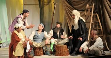 """Gâlcevile din Chioggia"", la Teatrul de Stat"