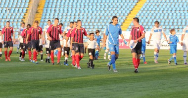 Fotbal / Viitorul - CSMS Iaşi, ce a declarat Cătălin Anghel după meci / Galerie Foto