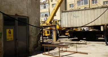 Garajele amplasate pe domeniul public din Mangalia, dezafectate