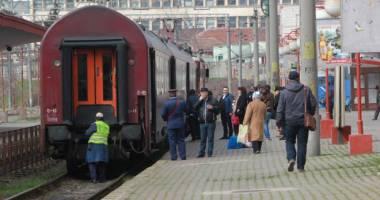 CFR Călători. Modificări temporare în circulația trenurilor, pe ruta Constanța-Mangalia