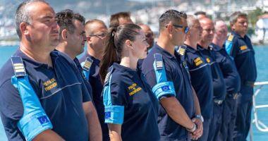 Misiune internațională, încheiată cu succes de o navă a Gărzii de Coastă