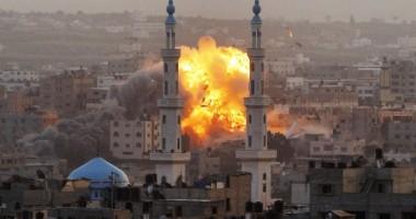 Palestinienii anunţă încheierea unui acord privind un armistițiu permanent în Fâșia Gaza