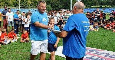 George Bărgăunaş, noul şef  al arbitrilor de rugby din România