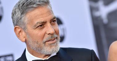 George Clooney revine în televiziune după 20 de ani