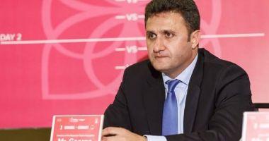 """George Cosac: """"De la 5% am ajuns la 95% şanse de a organiza turneul WTA la București"""""""