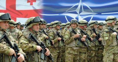 Georgia şi NATO au lansat un exerciţiu militar comun