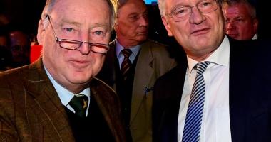 Germania: Joerg Meuthen şi Alexander Gauland, aleşi copreşedinţi ai formaţiunii Alternativa pentru Germania