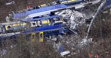 Germania: Autorităţile investighează accidentul de tren în care  au fost rănite 50 de persoane
